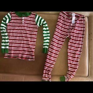 Hatley boys holiday pajamas